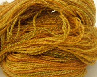 California Dreaming merino and rambouillet wool hand spun yarn