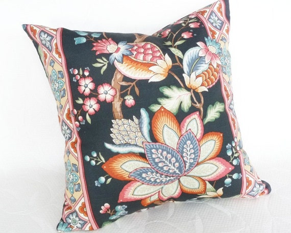 Sale Clearance Bohemian Pillows Floral Throw Pillow