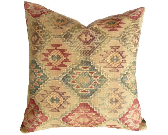 Southwestern Throw Pillows For Couch : SALE Southwestern Pillows Rustic Pillow Cover by PillowThrowDecor