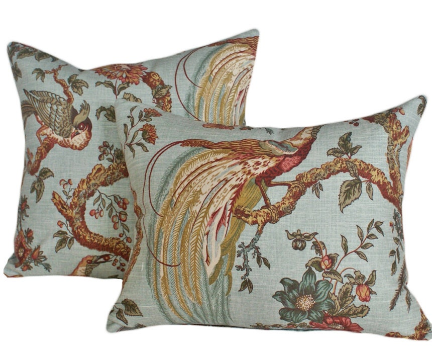 peacock decorative throw pillows large cushion covers teal. Black Bedroom Furniture Sets. Home Design Ideas