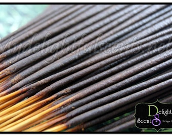 Black Cherry Incense sticks 30 to a pack Handdipped