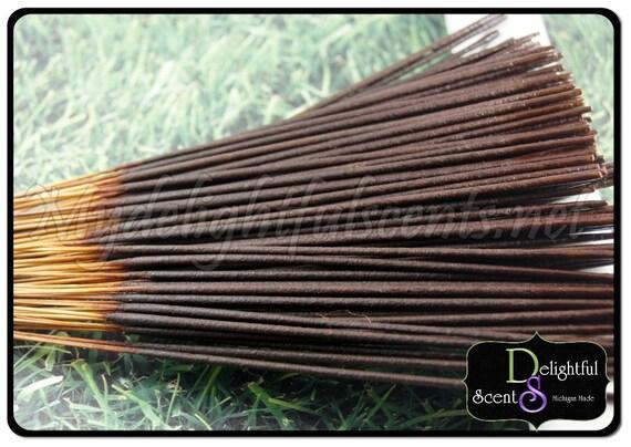 Eucalyptus Incense sticks 30 to a pack Handdipped