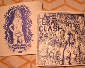 Late Era Clash, by Mike Taylor and PEGACORN PRESS