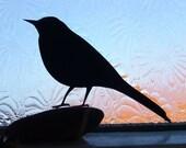 Sparrow window stickers - bird stickers