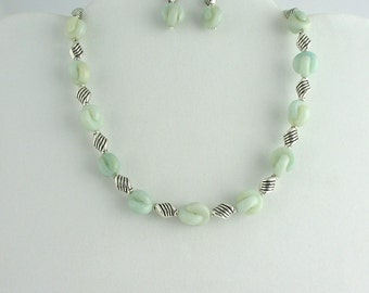 Quartz Necklace. Listing  40180271