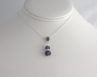 Crystal Pendant. Listing 43558196