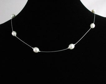 Freshwater Pearl Necklace. Listing  52956651