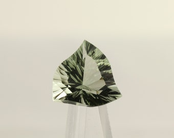 Prasiolite Faceted Gemstone. Listing  59220810