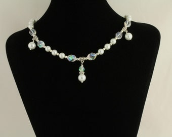 Pearl Necklace. Listing  67933974