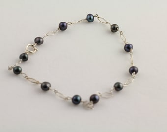 Freshwater Pearls Anklet.Listing  96336730