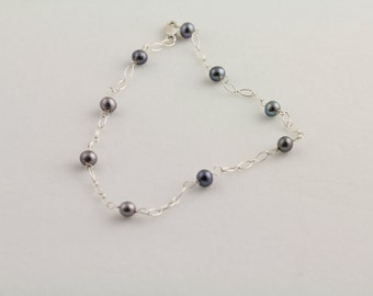 Freshwater Pearls Anklet.Listing 96337432