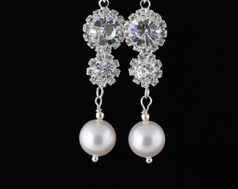 Pearl Earrings. Listing  97327951