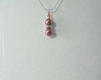 Pearl Pendant. Listing  27058770
