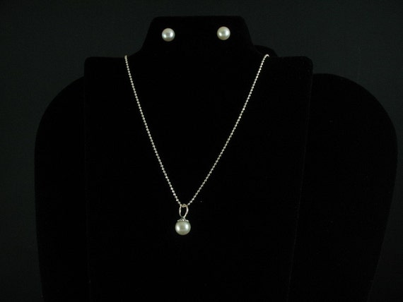 Freshwater Pearl Pendant. Listing  29117553