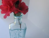 Large Rawleigh's Apothecary Bottle c 1930