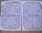 RESERVED for Susan, Vintage Hand Towels 2 Piece Set