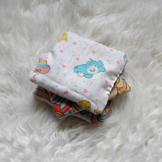 Children of the 80's - Lavender and Mint Dryer Sachets - Set of 3