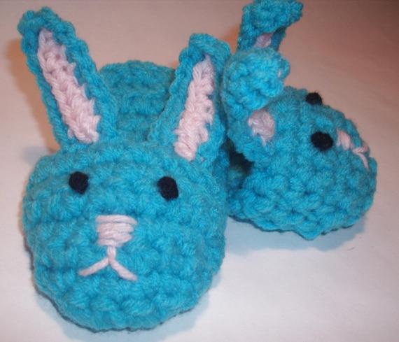 Adult  Bunny Slippers Handmade