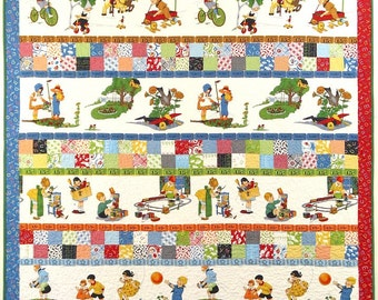 American Jane Quilt Pattern, In and Out - Clearance