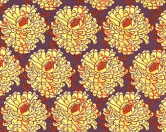 Tina Givens, ZaZu, Petals in Ivory and Violet TG22 - 1 Yard Clearance