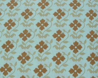 Joel Dewberry, Chestnut Hill, Buttercup in Moss - 1 Yard Clearance