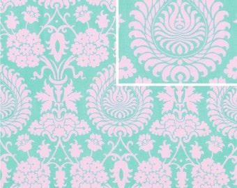 Amy Butler, Love, Bali Gate in Pink AB52 - 15 Inches (End of Bolt)