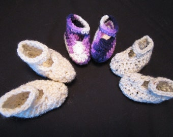 Baby Bootie Collection