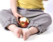 city pant - toddler - uniform grey - 2T 3T - unisex girl boy trousers