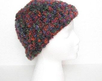 Wild Berries Knit Hat