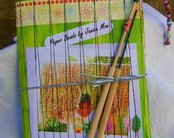 Paper Bead Making Kit  w/ Card