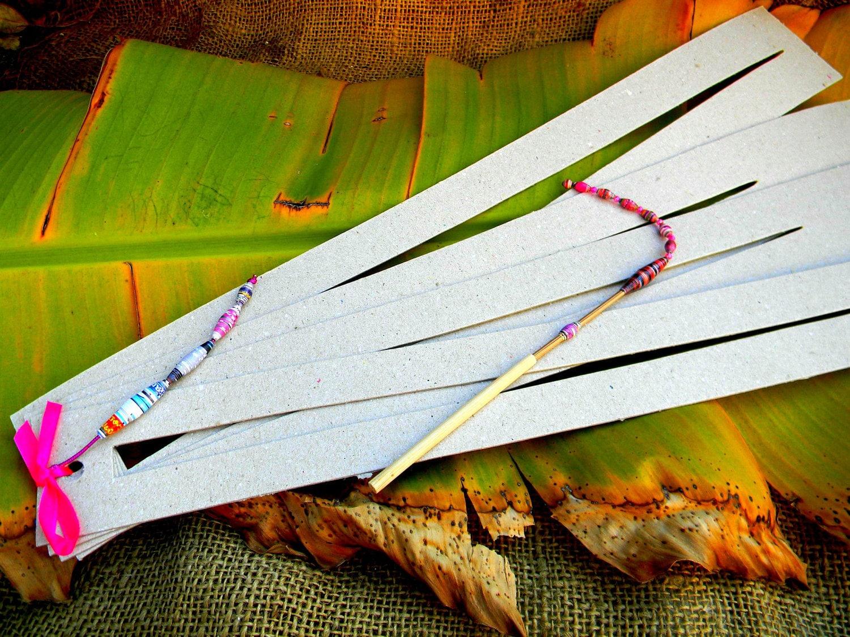 Paper Bead Template Kit