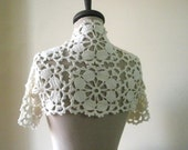 EXPRESS DELIVERY,  White Wedding Shrug White Bolero NEW Design Spring Fashion