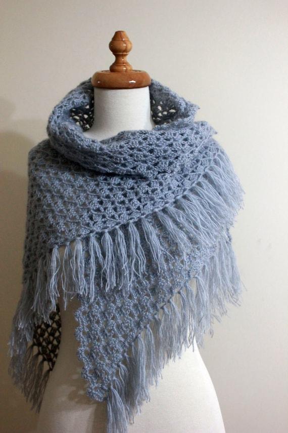 Bolero Scarf Shawl Neckwarmer Crochet Pattern : Handmade Spark - filofashion - Winter Accessories EXPRESS ...