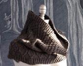 Wandering Cowl Knitting Pattern (PDF)
