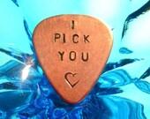 I PICK YOU, Guitar Pick