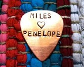 Names Guitar Pick