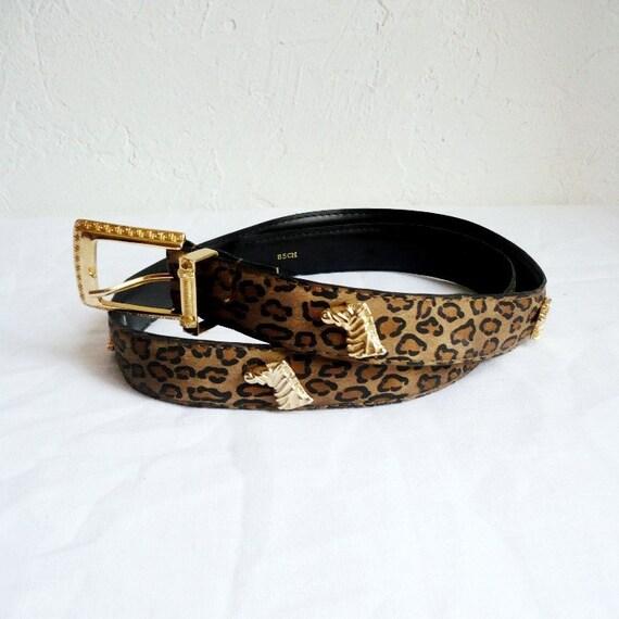 Safari Belt