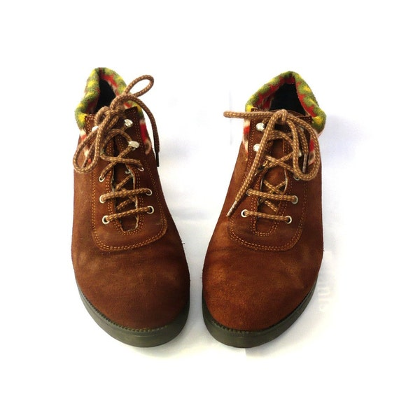 JO French Vintage Lace up Booties