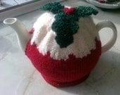 Christmas Pudding Tea Cosy