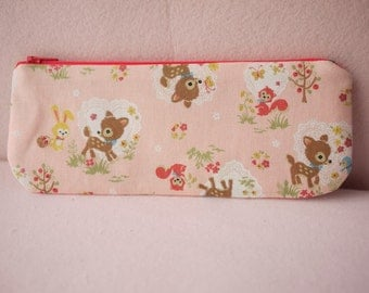 Sweet Bambi pencil(pen) pouch