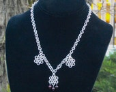 Chainmail Necklace - Inara Inspired Necklace - Potential Set