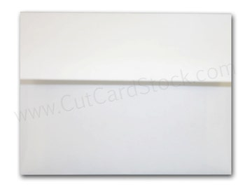 Cougar WHITE 60lb  A6 Envelopes 50 pack