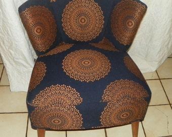 Kroehler Retro Sidechair Lounge Chair
