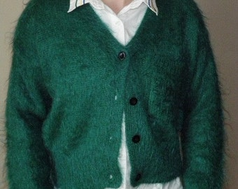 Esprit Sport vintage sweater and tailored shirt