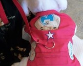 Custom Made Therapy Dog Vest  Ready to go
