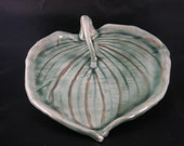 Hosta Leaf Plate