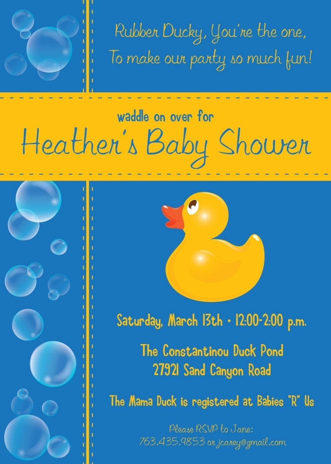 Create A Baby Shower Invitation for good invitations example