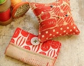 Pin Cushion and Needle Book Gift Set