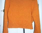 Custom made Raglan sweater for Manasi
