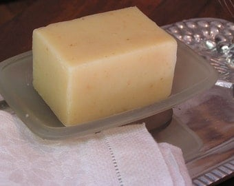 Cedar Lemongrass Homestead Soap